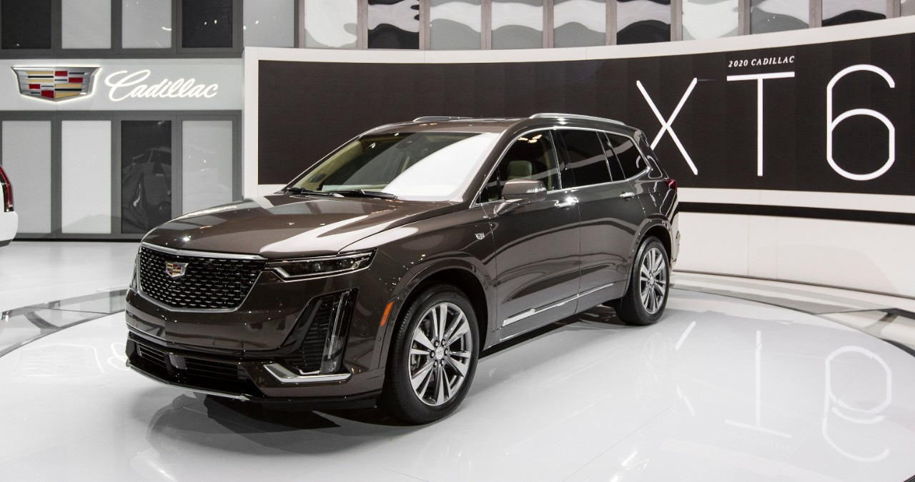 2020 Cadillac Xt6 Makes Canadian Debut